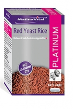 Mannavital Red Yeast Rice Platinum + Co-enzym Q10